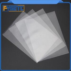 4 sheets FEP Film 140x200x0.1mm DLP LCD SLA Resin Printer For Wanhao Duplicator D7 Proniks KLD-LCD1260 ELEGOO Phrozen Transform(China)