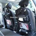 Estilo do carro 54*44mm assento de Carro Multifuncional banco do veículo utilitário Saco bolsa sacos de acabamento caixa de armazenamento de volta