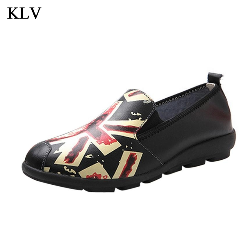 2016 Hot sale women flats new ladies shoes fashion solid soft loafers summer women casual flat shoes Jan6 flat shoes women pu leather women s loafers 2016 spring summer new ladies shoes flats womens mocassin plus size jan6