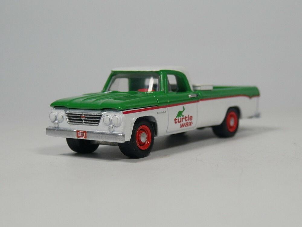 Auto Inn - Greenlight 1:64 1962 Dodge D-100 Diecast Model Car