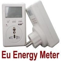 UK Advanced WATT Power Energy Voltage Meter Monitor NEW