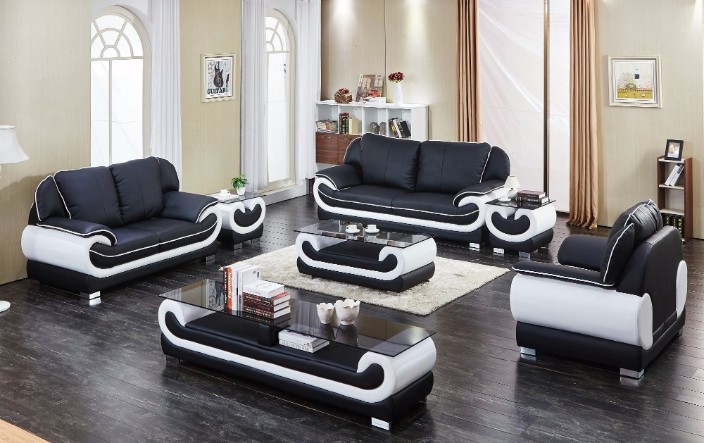 YG furniture Modern design leather sofa for europe style sofa set for living room sofa set with genuine leather 7 seater sofa set designs furniture living room luxury sofa north europe designs for small room size available