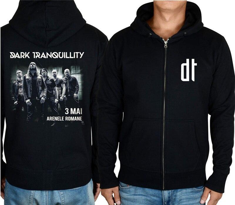 18 видов молнии темное спокойствие группа рок толстовки куртка с черепом 3D брендовая рубашка панк смерти темный свитер в стиле хеви-метал XXXL - Цвет: 3