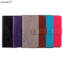 hot deal buy cover xiaomi redmi note 7 case flip leather case for xiaomi redmi note 7 wallet case bag silicone cover for xiaomi redmi note 7