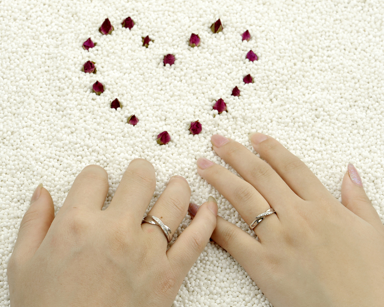 серебро 925 2 шт. обручальное кольцо, обручальное кольцо комплект женщин мужчины ювелирных изделий