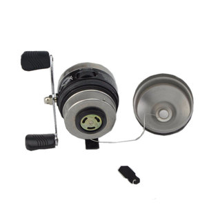 Image 5 - 1pc Archery Fishing Reel Bowfishing Slide Stabilizer Outdoor Sports Shooting Hunting Fishing Bow And Arrow Accessories