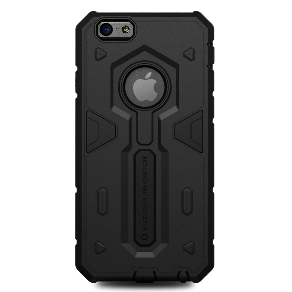 IPhone 6 üçün iPhone 6 Plus Case Cover Nillkin Defender 2 Lüks - Cib telefonu aksesuarları və hissələri - Fotoqrafiya 4