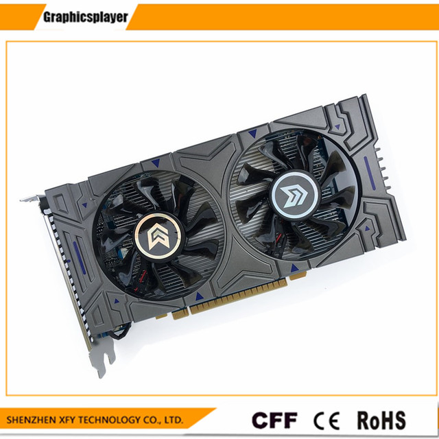 100%Original Graphics Card GTX 750 2048MB/2GB 128bit GDDR5 Placa de Video carte graphique Video Card for NVIDIA Geforce PC VGA