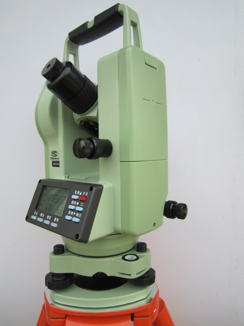 Optical Instruments: Electronic Theodolite DE5A, CE approved,GOOD QUALITY цена