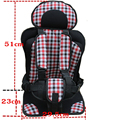 Almofada do assento da segurança do bebê Assento de Carro proteção Cadeiras para Crianças no Carro Atualizado Versão Espessamento Crianças Assentos de Carro Tipos cor