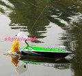 Barco DEL RC motor principal de la lámpara de repuesto de la batería adaptador cargador de skyrules F2 RC cebo barco