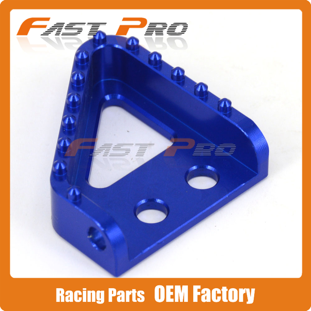 Blue Billet Rear Brake Pedal Step Tips For KTM 125 150 200 250 300 350 450 525 530 690 950 990 SX EXC XCF Adventure Duke prikaz o vvedenii v gorode doneck osadnogo polozheniya