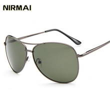 NIRMAI Classic Men Polarized sports Sunglasses Polaroid Driving sport Sunglass Man Eyewear Sun Glasses UV400 High Quality