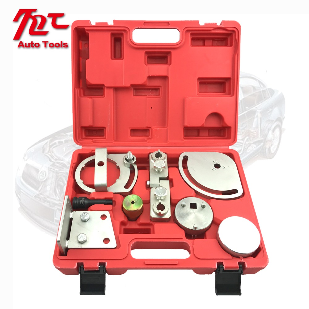 8 PCS Camshaft Alignment Tool For Freelander 2 Volvo T6 3.0L 3.2L Engine Timing Tool цена