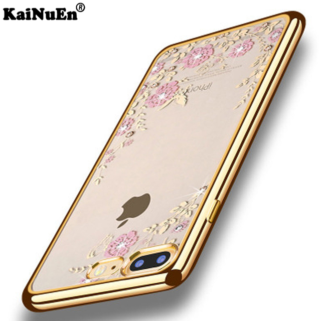 coque iphone 8 silicone diamant