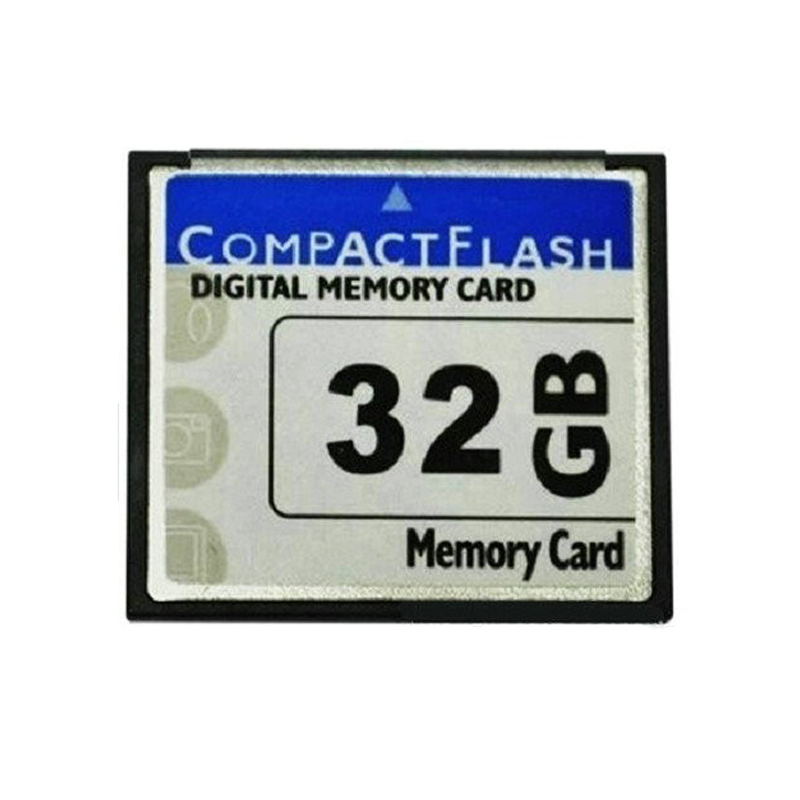 2017 Pen Drive Hot Sale Cf Card Microsd Tf Real Capacity Compactflash Pass H2testw Guarantee Compact Flash Class10 Flesh