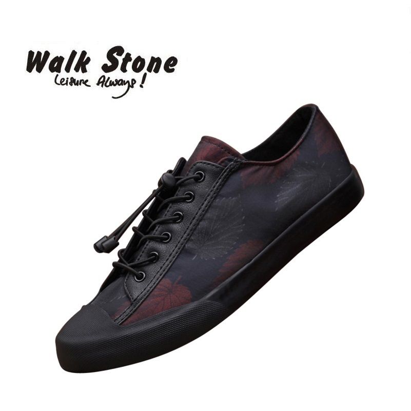 New 2018 Fashion Men Vulcanized Shoes Classic 3D Guitar High Top Canvas Shoes Breathable Teenagers Student Lace up Flats Male