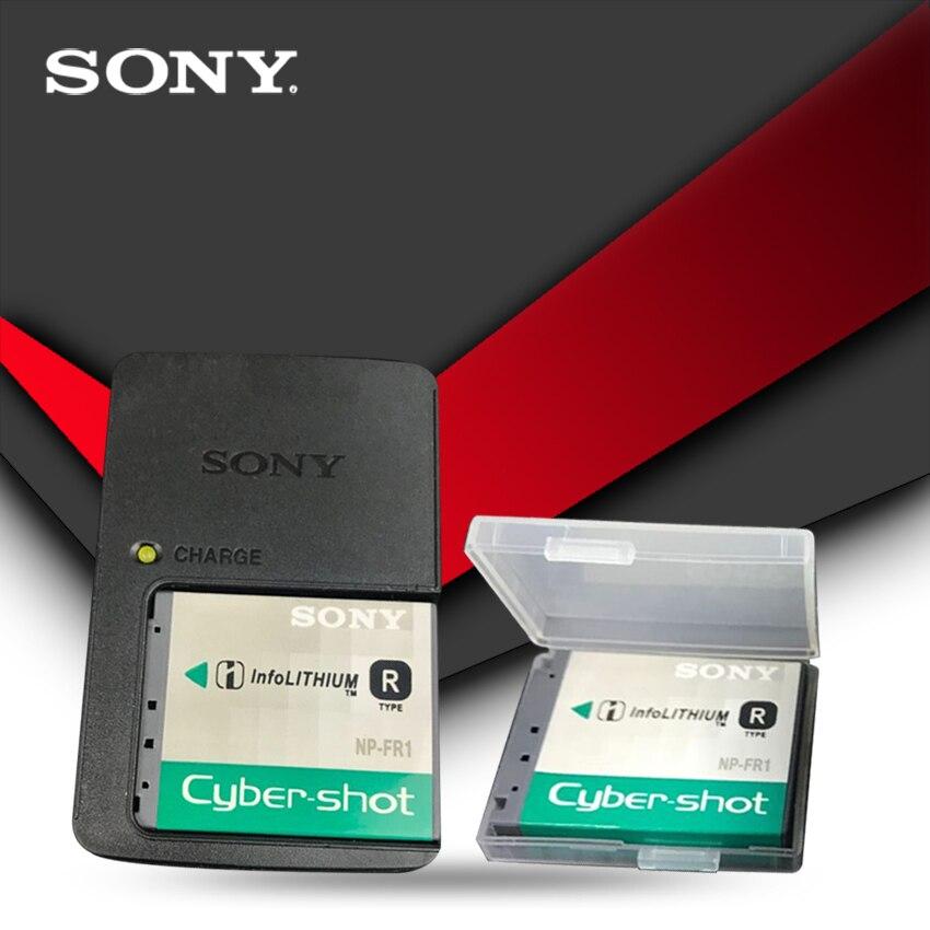 Ladegerät Zu Den Ersten äHnlichen Produkten ZäHlen Unterhaltungselektronik Batterien 2 Stück Sony Original Np-fr1 Batterie Np Fr1 Dsc P100 P200 P150 P120 T30 G1 V3 T50 F88 P100l P100lj P100pp P100r P100s
