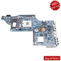 NOKOTION 650799 001 For HP Pavillion DV6 DV6 6000 Laptop motherboard HM65 DDR3 Discrete graphics full tested