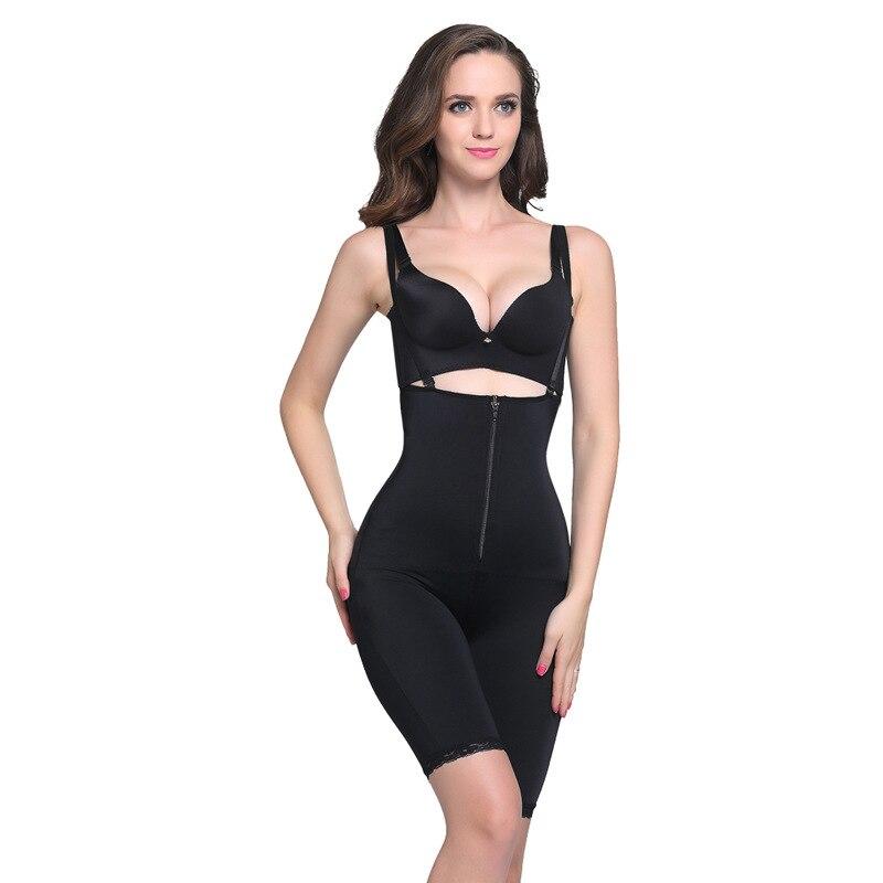a2c13981eff B4893 High Quality Women Bodysuits Body Shaper Slimming Shapewear Corset  Plus Size-in Bodysuits from Underwear   Sleepwears on Aliexpress.com