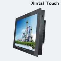 USB VGA Touch TFT LCD 18.5 inch open frame touch screen monitor with IR touch screen