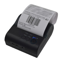 8001LD 80mm Wireless Bluetooth Android Portable POS barcode label printers thermal receipt printer USB/serial port