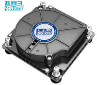 PCcooler C81H Turbo Fan 4pin PWM For HTPC Mini Case All In One Computer Intel 1150