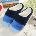 2016 new cotton slippers for men and women lovers household slippers to keep warm shoes pantoufle homme in the fall and winter