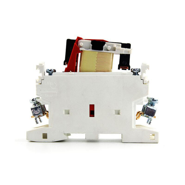 2NO 2NC WCT-40A 4P modular charging pile with household AC contactor guide rail installation 24V