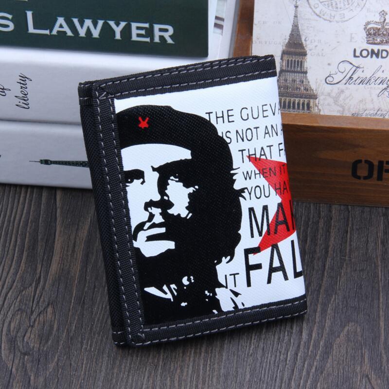 New Vintage Wallet Men Denim Black Canvas Wallets Women/Men Best Gift 3 Fold Zipper Coin Bag Multi-card Position Purse Wholesale