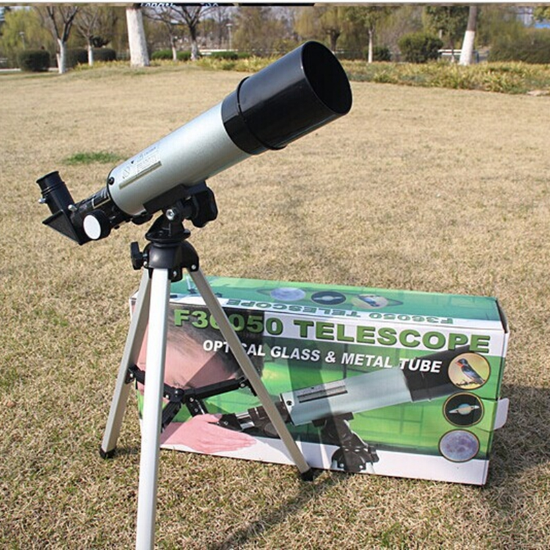 Top Quality 18X--90X HD monocular Outdoor astronomical telescope With Portable tripod Spotting Scope Free shipping top quality zoom hd outdoor monocular space astronomical telescope with portable tripod spotting scope 300 70mm telescopio