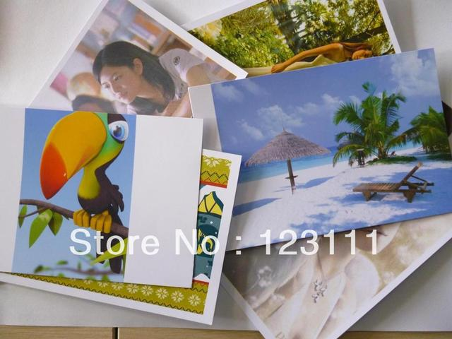 300 sheets RC Satin photo paper ''4 x 6'' for Brother,Epson,Canon,Hp,Lexmark inkjet printer