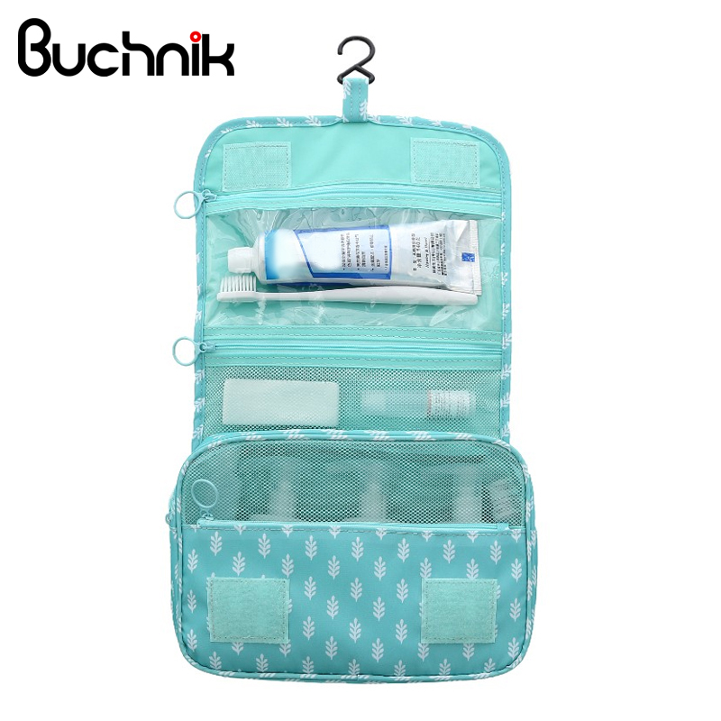 Multi-function Hanging Cosmetic Bags Women Men Waterproof Toiletry Wash Storage Cases Makeup Organizer Accessories Supplies