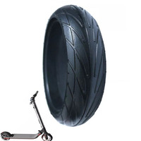 SEWS 8 Inch Front Scooter Solid Tire Tyre Wheel For Xiaomi Ninebot Es1 Es2 Electric Scooter kick scooter Skateboard 8 Inch