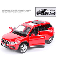 1 32 Scale Alloy Pull Back Car Model Honor SUV Model High Simulation Toy 7 Open