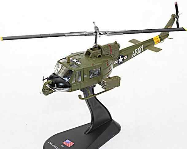 Detail Feedback Questions about 1/72 UH 1B Huey semi alloy