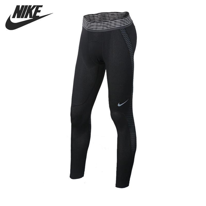 Original New Arrival NIKE M NP HPRCL TGHT Men's Tight Pants Sportswear nike w np wm tght logo