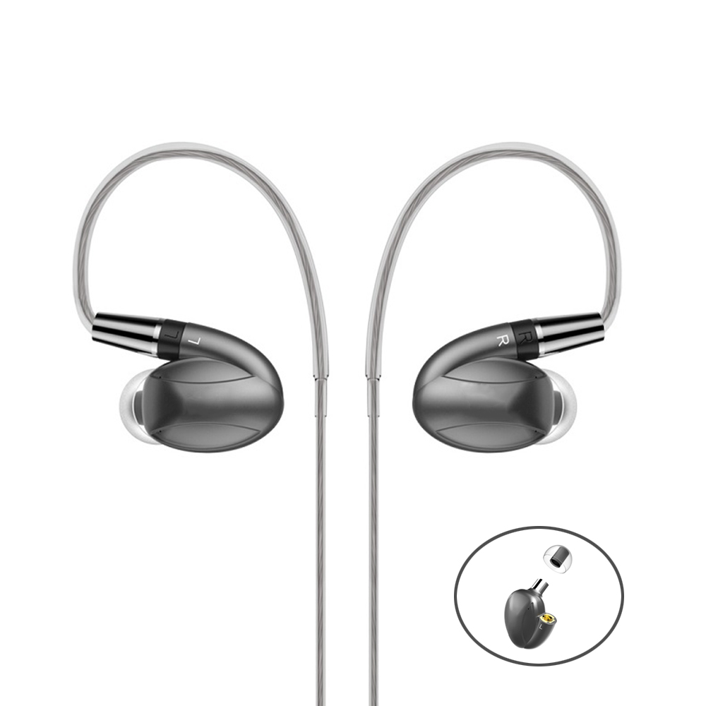 New K3 Pro In Ear Earphone 2BA 1DD Hybrid with Dynamic 3 Units Earbud MMCX Interface Noise Cancelling Headset for iPhone xiaomi magaosi k3 pro 2 balanced armature 1 dynamic 2 ba 1dd hybrid iem hi fi dj music audiophile in ear earphone with mmcx interface