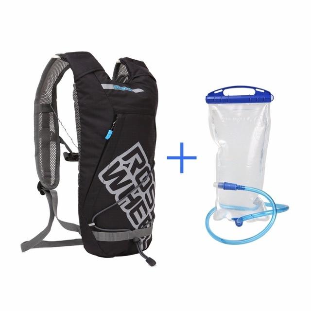 dc3014b3e49 Roswheel drinkrugzak met 2l waterzak lichtgewicht fiets rugzak voor outdoor  fietsen running wandelen klimmen