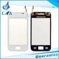 Toque digitalizador de pantalla para samsung galaxy ace s5830i gt-s5830i touch sensor lcd de cristal con flex cable de 1 unidades el envío libre