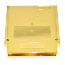 100 шт. позолоченный 72 Pin игровой карточный чехол для N E S Пластиковый Чехол для N E S игровой картридж Замена