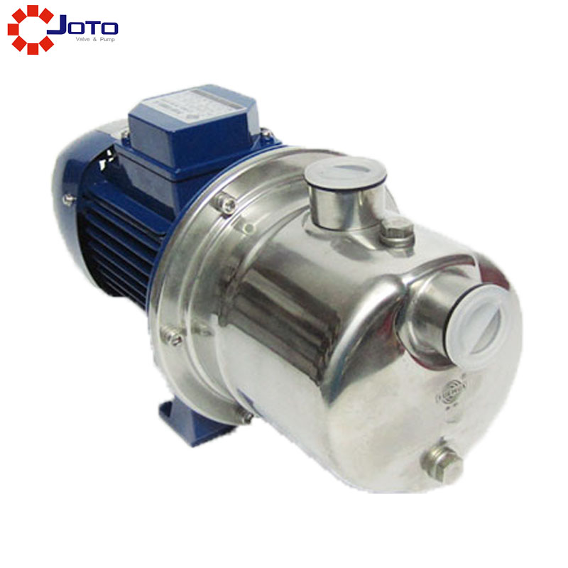 SZ037-P Small Jet Stainless Steel Self-priming Centrifugal Pump Household Water Supply Floor Pressurisation Irrigation PumpSZ037-P Small Jet Stainless Steel Self-priming Centrifugal Pump Household Water Supply Floor Pressurisation Irrigation Pump