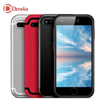 SOYES 7 S Mobile Téléphone 2.54 pouces Android 6.0 MTK6580 Quad Core 1.3 GHz 1 GB RAM 8 GB ROM double Caméras 600 mAh 2G Débloqué Smartphone