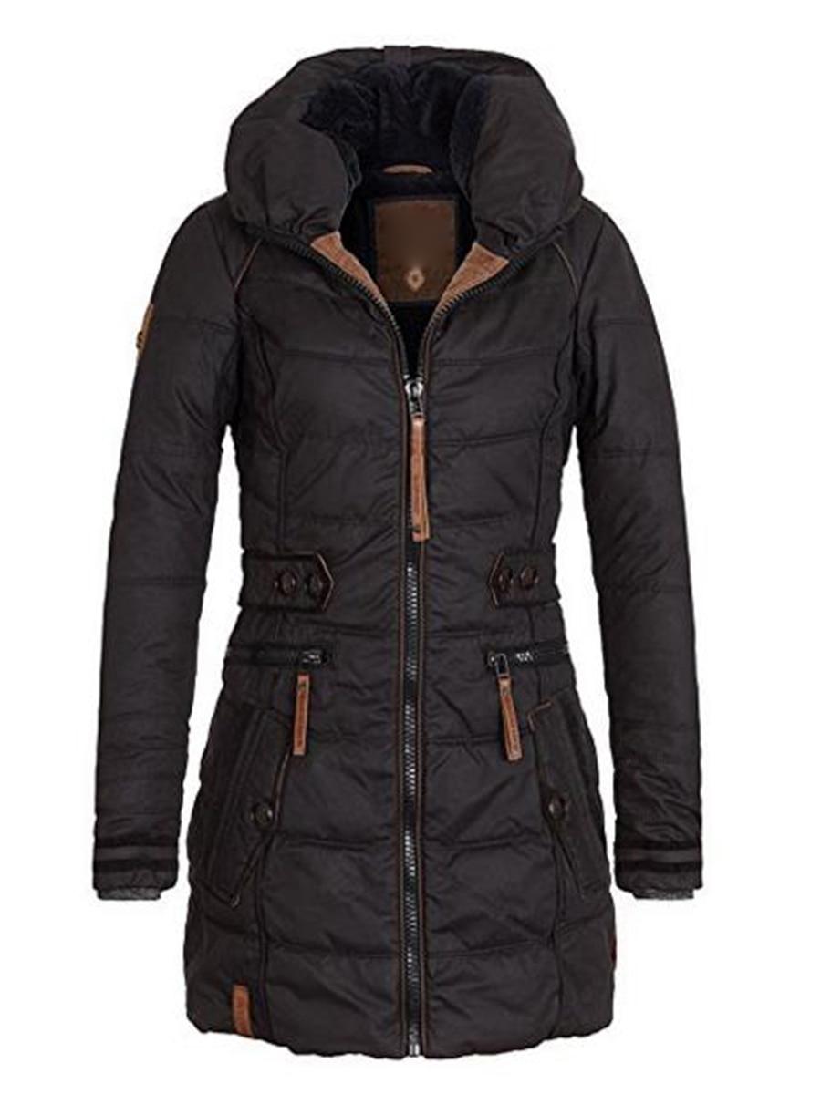 2018 Winter Jacket women Plus Size