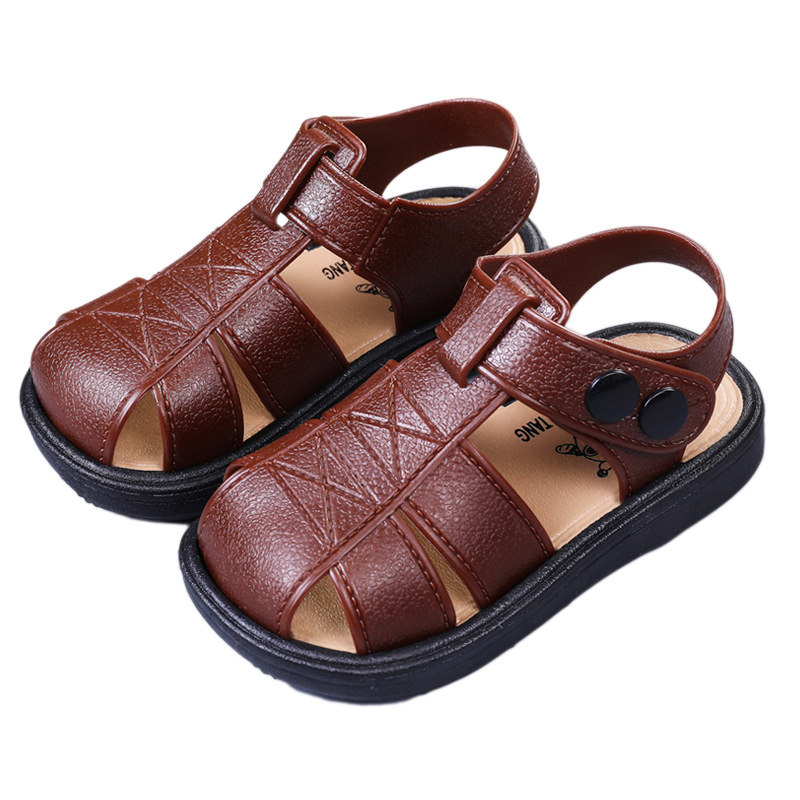 Newborn Baby Boys Shoes Leather kids schoenen zapatos First Walkers Soft Soled Infant Prewalker Toddler Beach Shoes