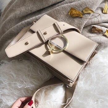 a94398680240 Роскошные сумки Мода 2019 г. новые женские квадратный мешок высокое ...