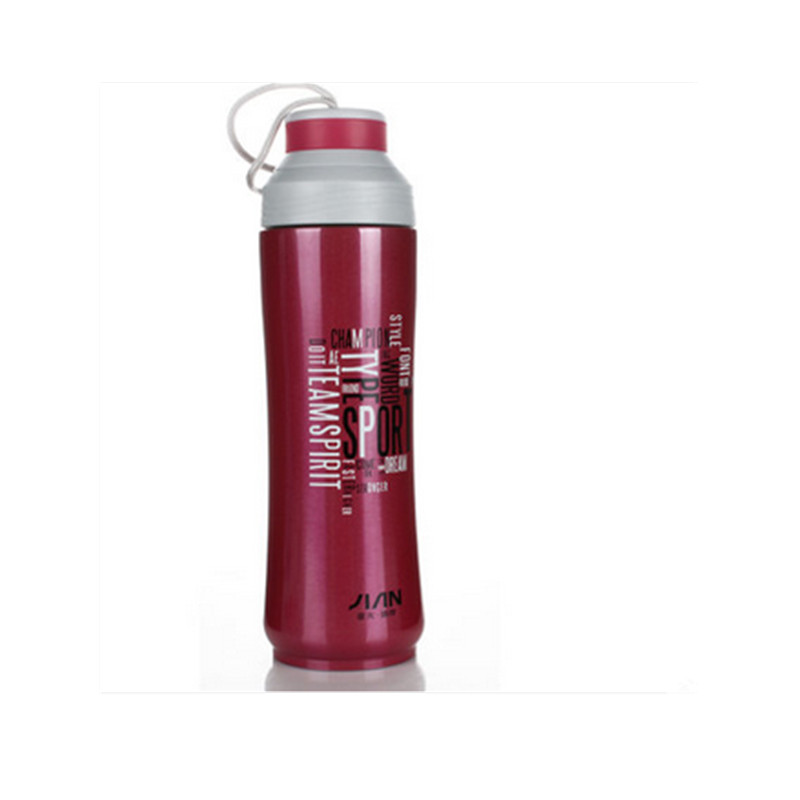 New Arrive 400ML Wide Mouth Stainless Steel Water font b Bottle b font Outdoor Travel Sport