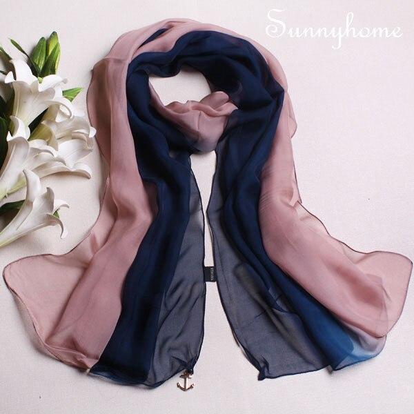 Женщины шелковые шарфы дизайнер женщины шелкового арабских хиджаб шарф европа британский дизайнер марки 2014 новых женщин платки и chevron шарфы