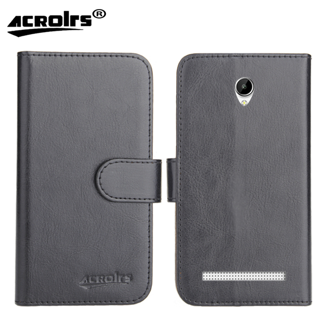 "Irbis SP21 Case 5"" Factory Direct! 6 Colors Dedicated Leather Exclusive Special Phone Cover Crazy Horse Cases+Tracking"