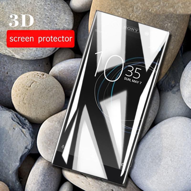 9H Ultra-thin Protective Glass For Sony Xperia M5 Z3 Z5 Compact Screen Protector Tempered Glass For XA XA1 X XZ Ultra Compact